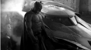 Ben Affleck's Bat Mask Revealed